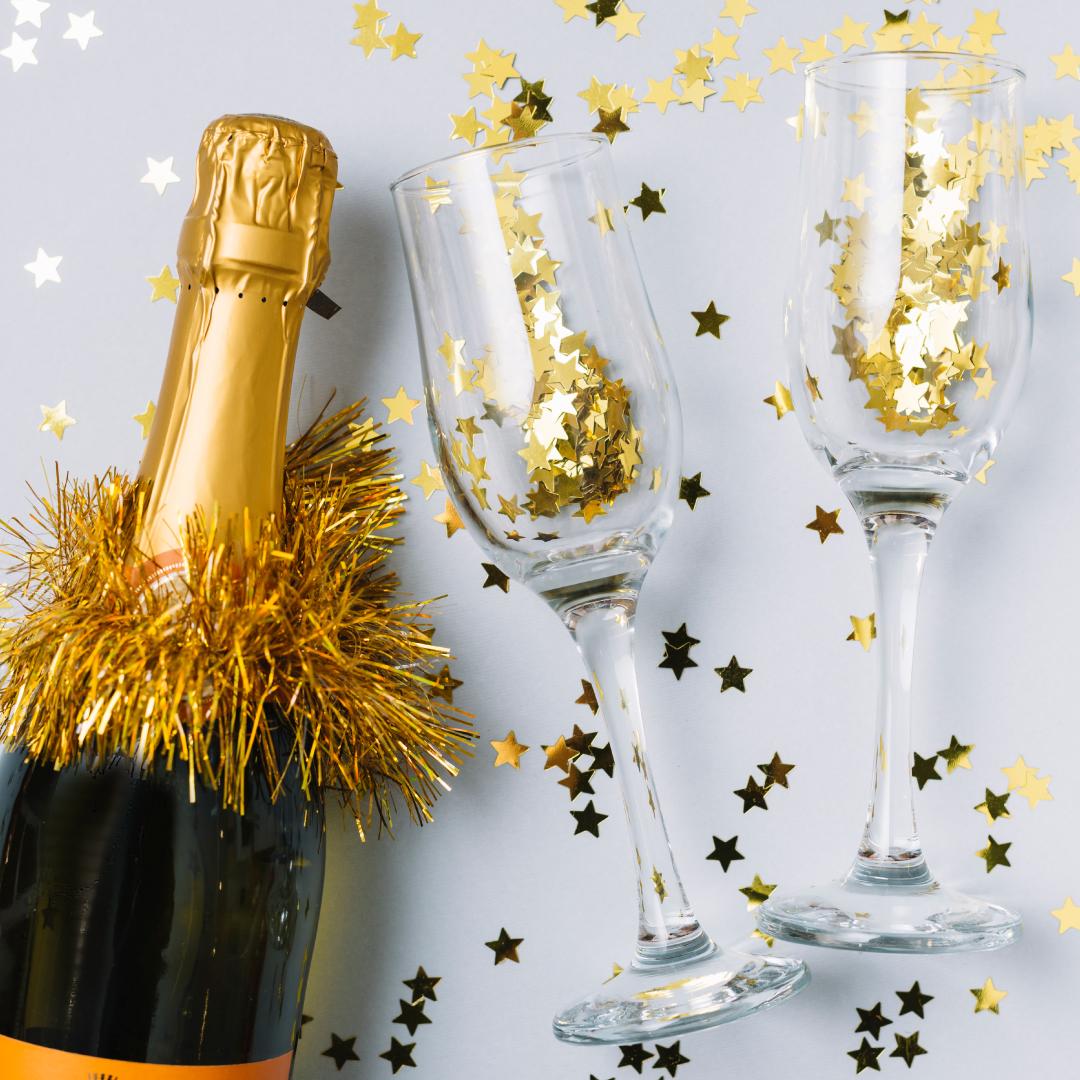 לפנק, לפנק... לכבוד השנה האזרחית החדשה